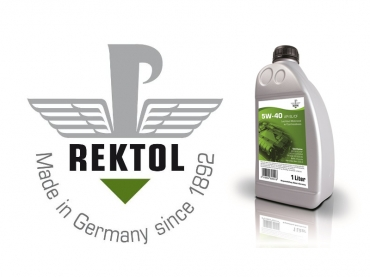 Rektol Oil - Made in Germany with tradition