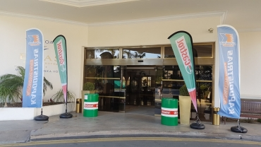 1st Castrol Service Plus network conference in Limassol, Cyprus