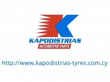 Online Tyre Store launched by Kapodistrias